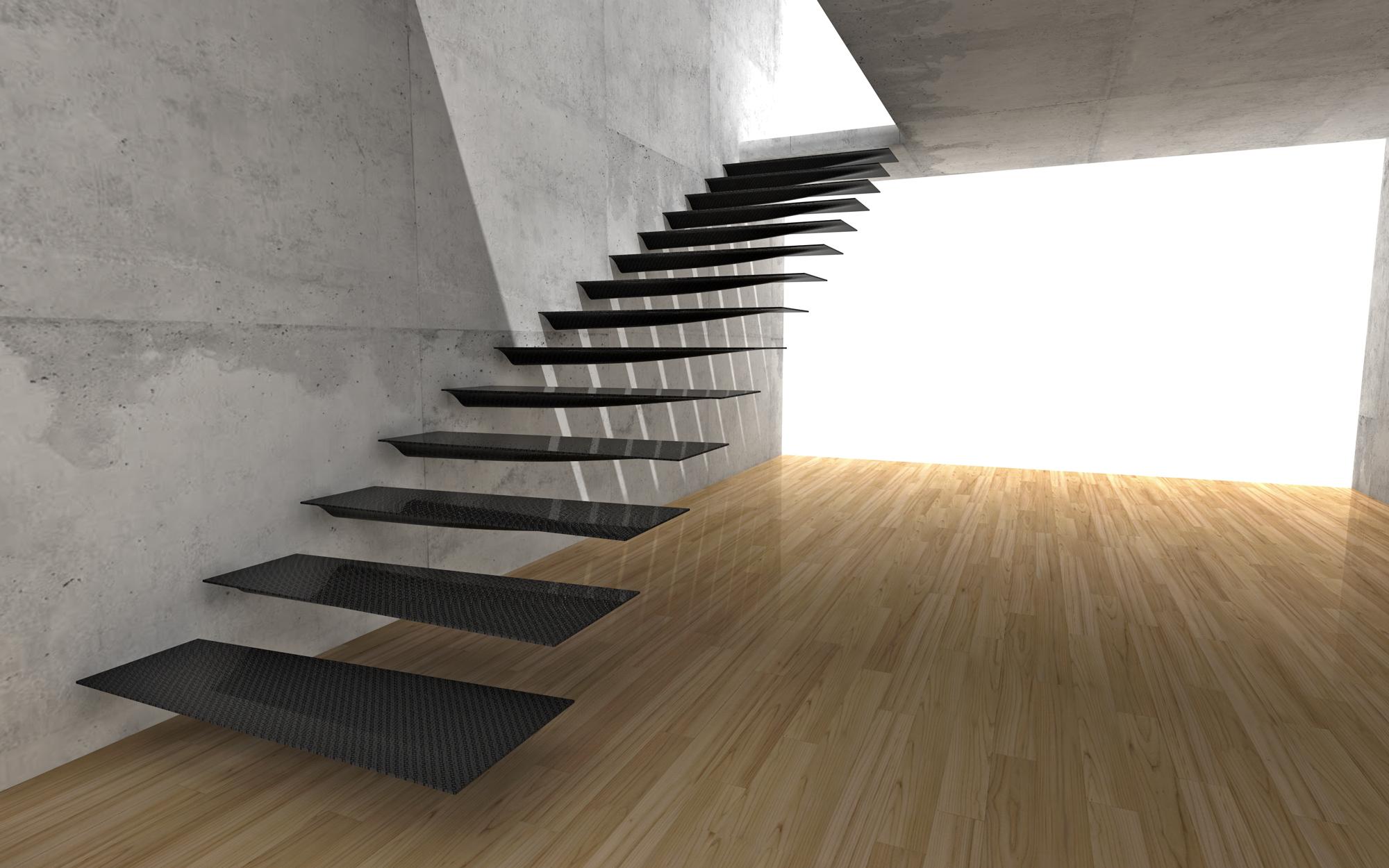 Nautilus Treppen treppen de präsentiert design treppen